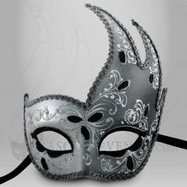Masque loup cygne luxe masque cygne luxe v nitien loup carnaval carnaval de venise - Masque de carnaval de venise a imprimer ...