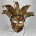 Masque Visage Joker Mosaïque