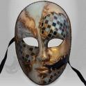 Masque Visage Mosaïque