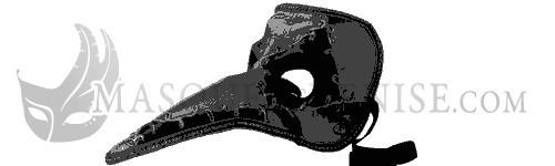 Masque de Venise Nez