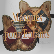 Masque de Venise Chats